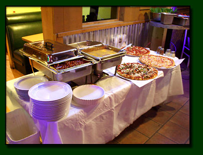 Catering, Banquet and Party Form in Prescott Valley at Encanto ...